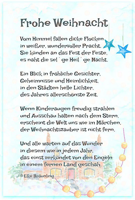 Gedicht Dankeschön Lustig
