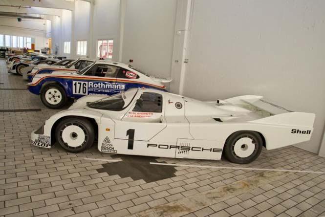 Εκπληκτική συλλογή από Porsche (33)