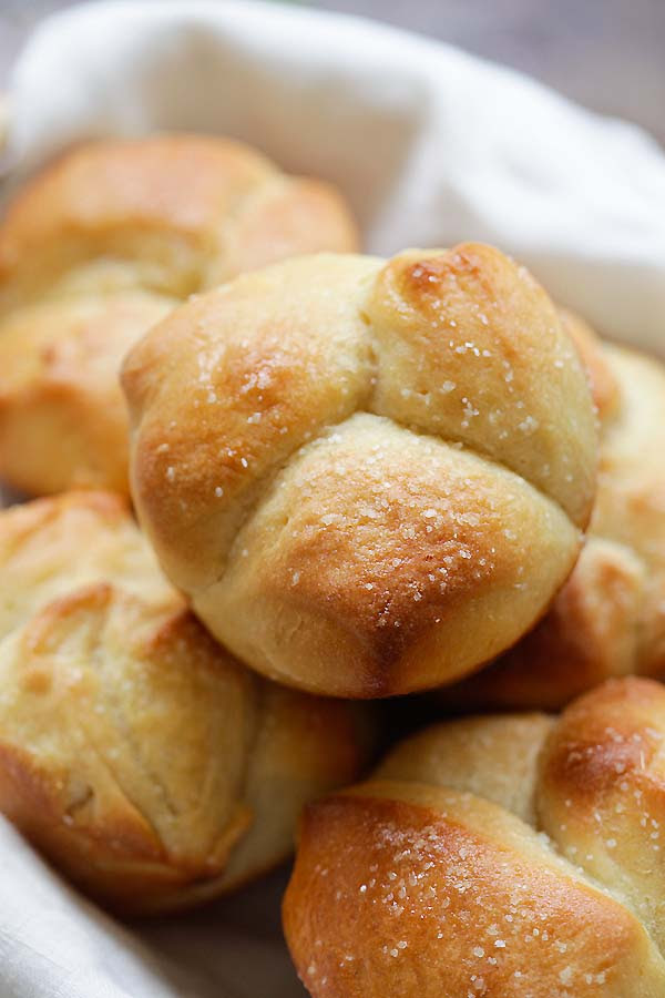 Milk Bread   Easy Delicious Recipes