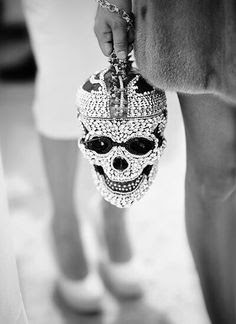 Skull bag.. Yes please!