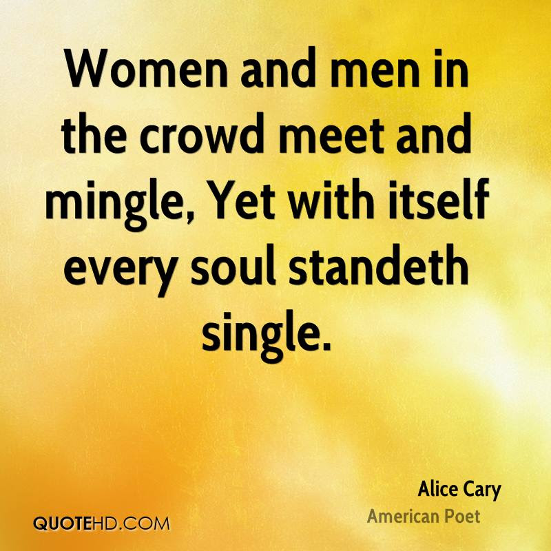 Alice Cary Quotes Quotehd
