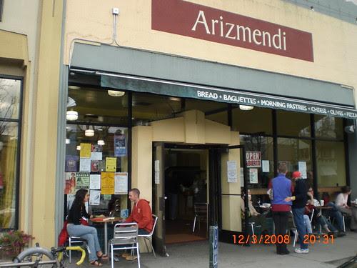 Arizmendi's Bakery On Lakeshore Ave, Near Lake Merritt