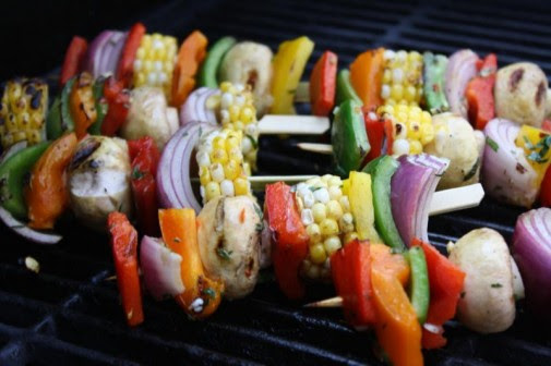 Healthy BBQ Recipe, Healthy Menu, BBQ and Vegan, Meal Prep, Fourth of July BBQ Ideas
