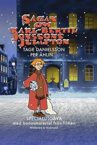 Sagan om Karl-Bertil Jonssons julafton (Specialutgåva med bonusmaterial) (inbunden)