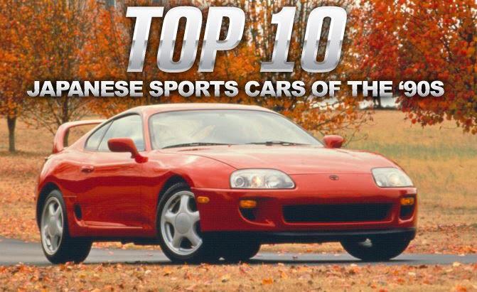 Top 10 Japanese Sports Cars of the \u002639;90s \u00bb AutoGuide.com News