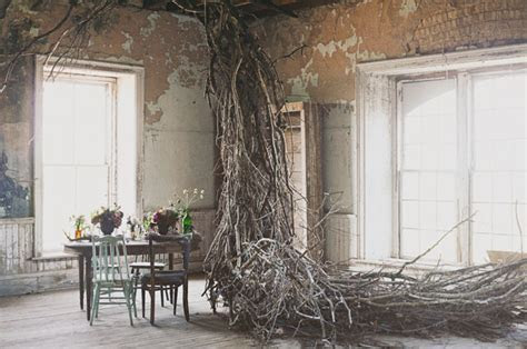 Sterrling's blog: Branch Wedding Centerpiece Ideas