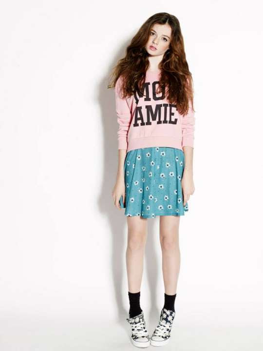 Clothes for Teen age