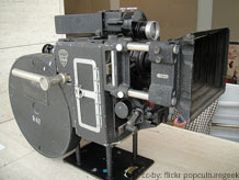Image of  film camera