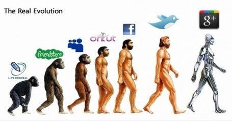 La evolución de las redes sociales. [Humor] « D