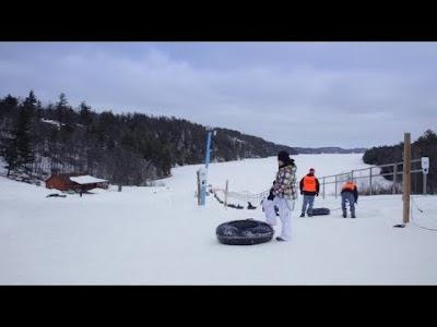 VIDEO: Pure Michigan's snow tubing