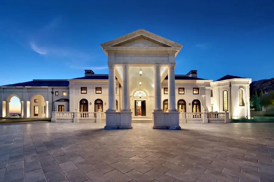Magnificent Luxury Mansion in Bradbury Estates, California
