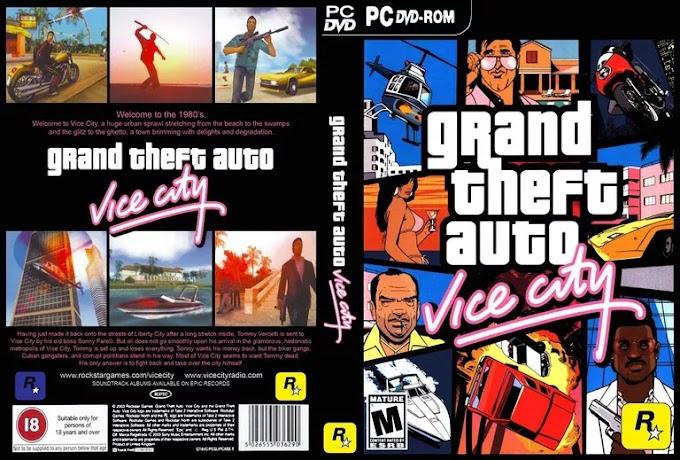 GTA Vice City Cheat Codes & Walk through for PC