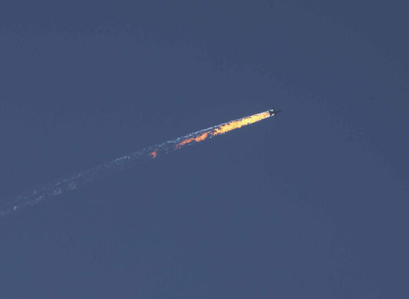 A Russian jet was shot down by Turkey this week