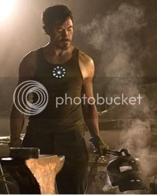 Homem de Ferro Indicado no VES