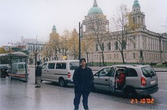 Belfast City Hall, Belfast, UK