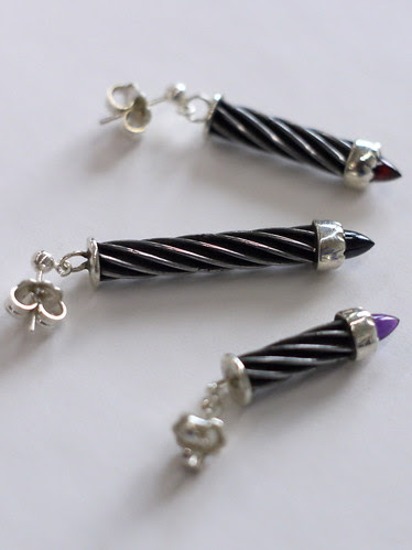 Archimedes - Earring Trio - 1