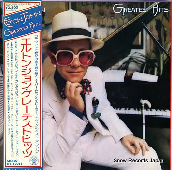 JOHN, ELTON greatest hits