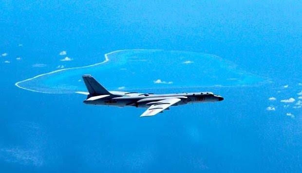 Tiongkok Gelar Latihan Militer di Laut Cina Selatan