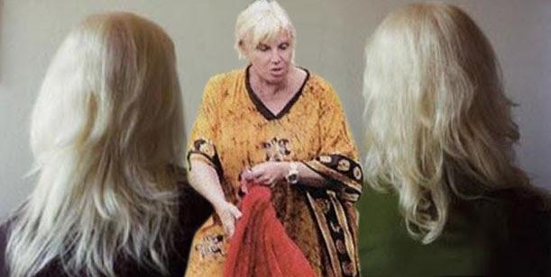 Albinas: Las dueñas del pelo de Susana Giménez