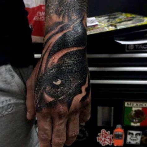 top eye tattoo designs men complex closer