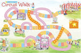 Circus Walk Travel Game from Shine Bright Kids