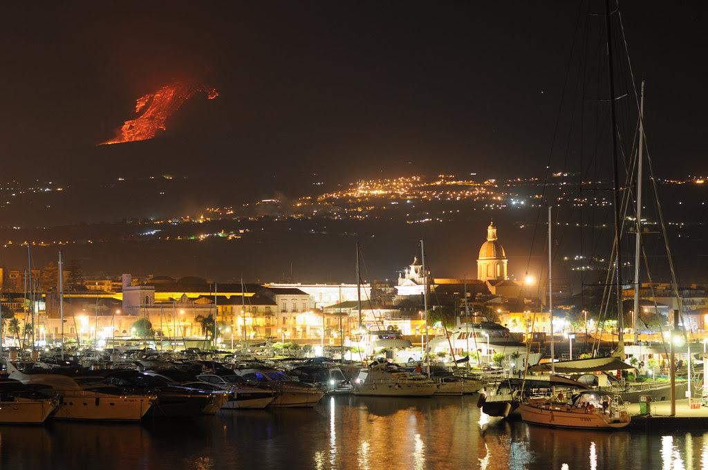 Volcán Sicilia