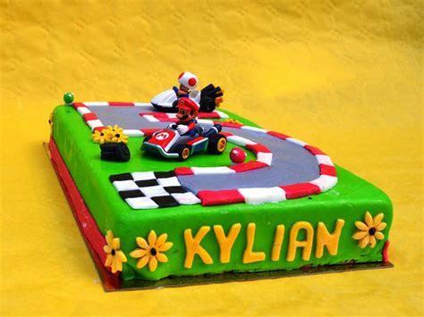 "Gâteau Mario Kart ""Wedding Cake""   Boulangerie"