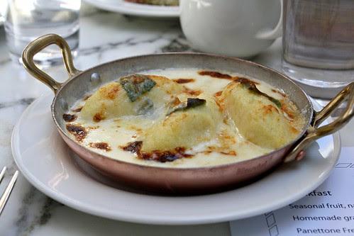 Baked Gnocchi 'Romana', Gorgonzola