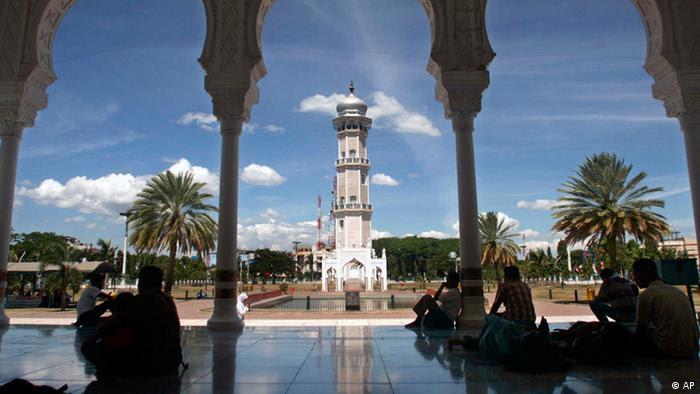 Moschee Indonesien Banda Aceh (AP)