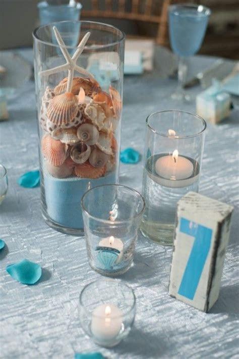 amazing beach wedding centerpieces deer pearl flowers
