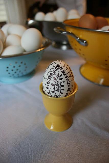 doodle egg