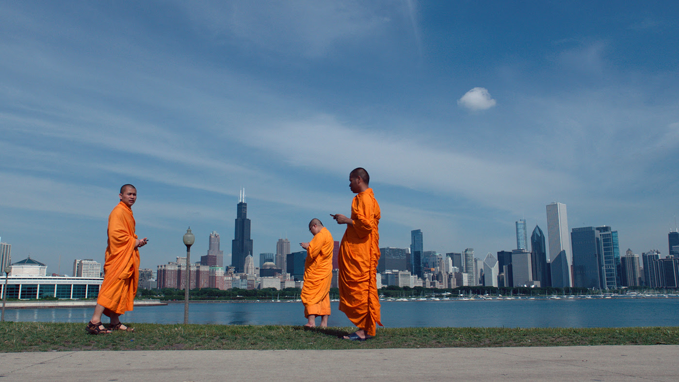 A scene from Werner Herzog's 'Lo and Behold,' a Magnolia Pictures release (photo courtesy Magnolia Pictures)