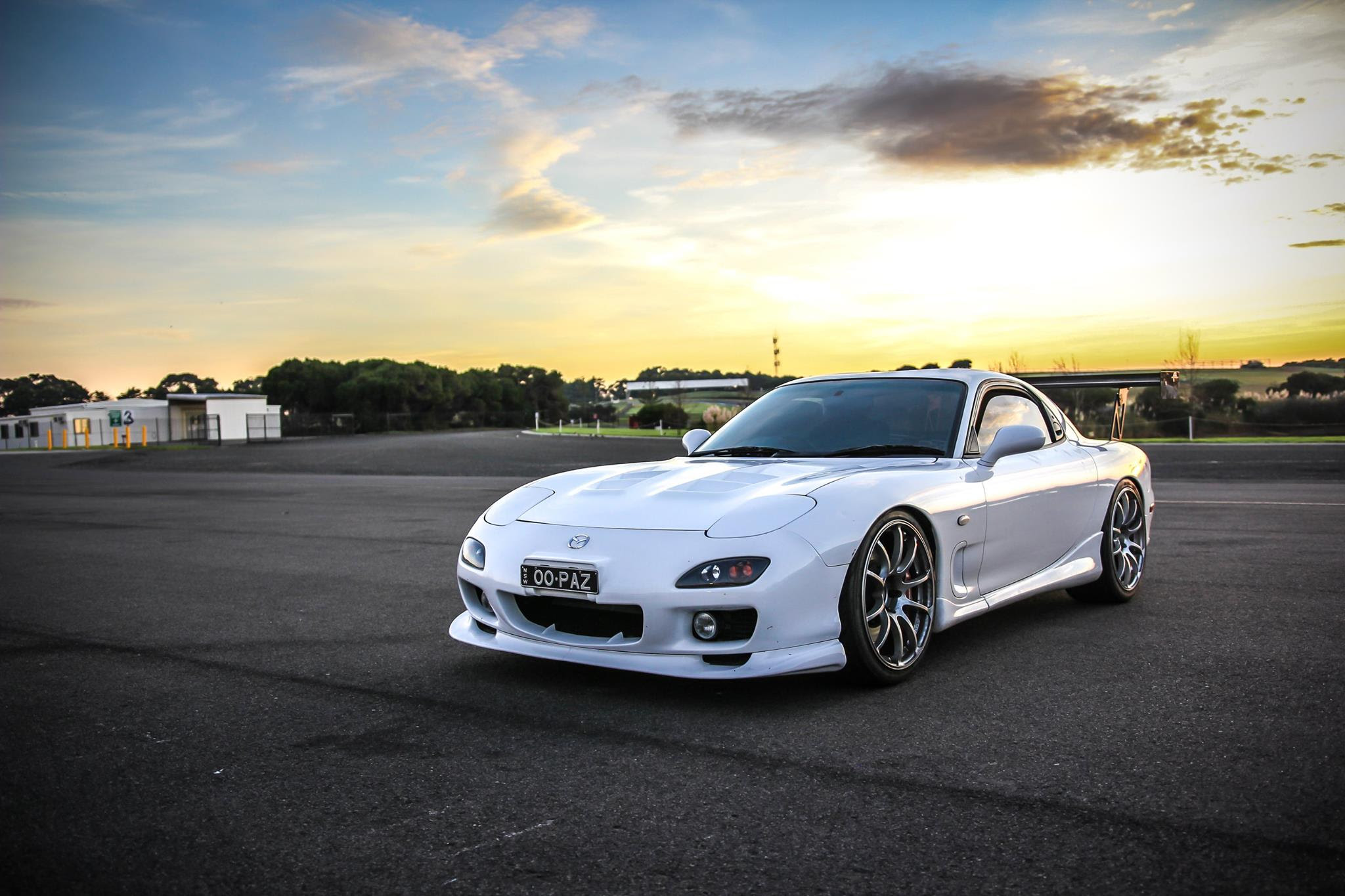 Mazda RX-7 with a Turbo K20 Update - engineswapdepot.com