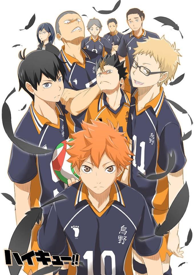 Haikyuu 3 Animes Online Games