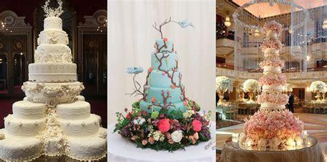 10 Over the Top Wedding Cakes   Essense Designs