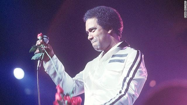 Die salsa singer 'Cheo' Feliciano