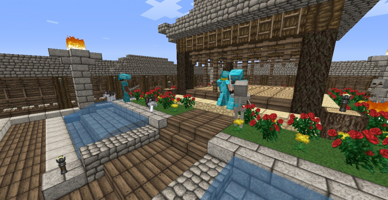 Minecraft Battle Royale Server Ip 1 8 - Muat Turun e