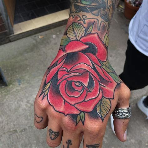 jobs hand tattoos
