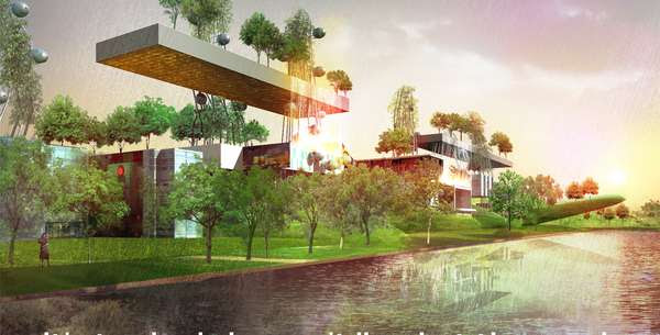 Environment Future Architecture