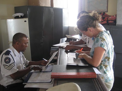 paperwork Mauritius