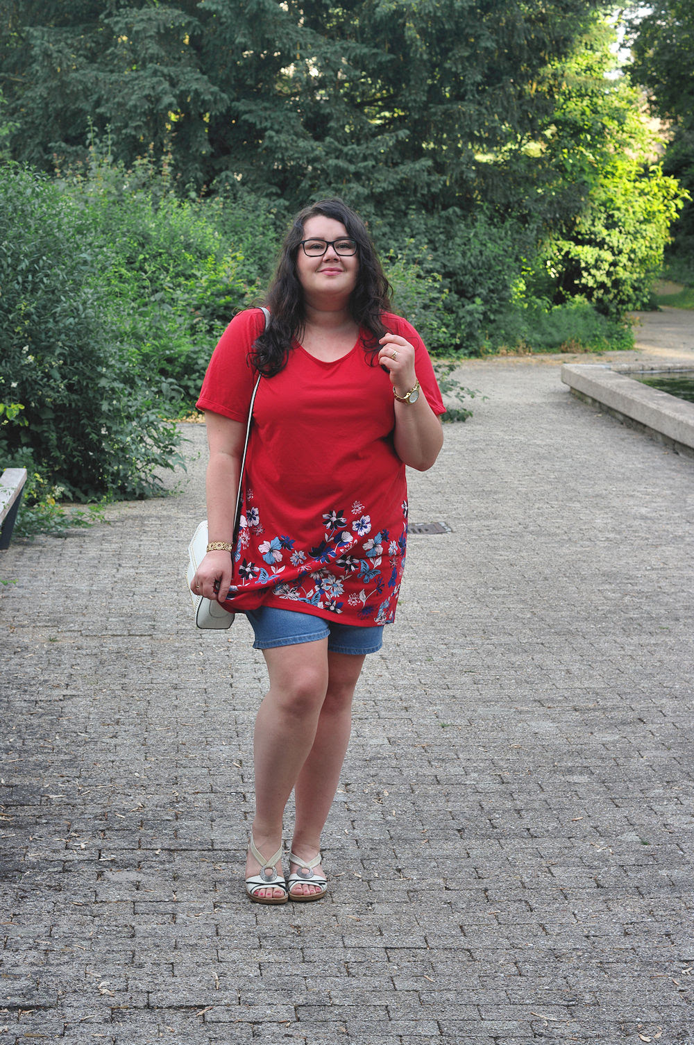 Große Größen Plus Size Fashion Blog kik textilien