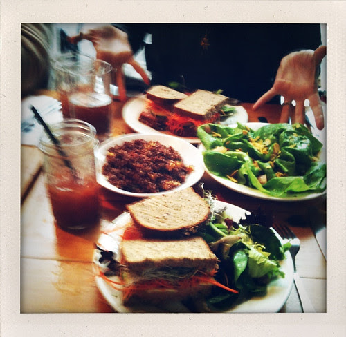 breakfast at the general greene