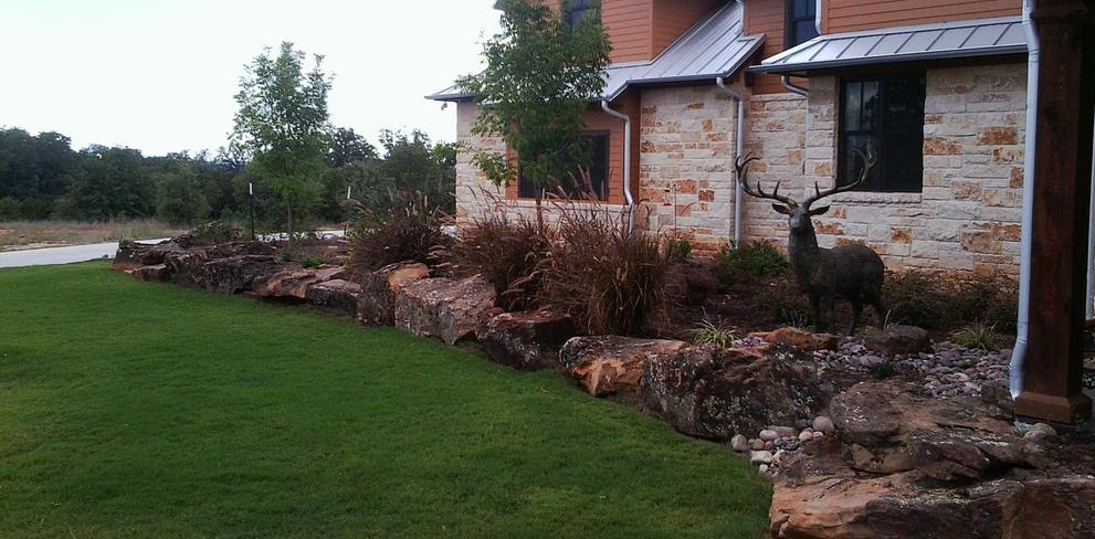 Front Yard Landscaping Ideas Landscaping Rocks Cornerstone