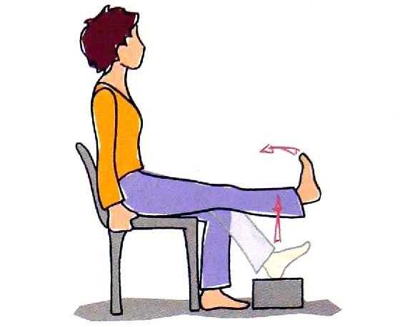 مدونة الدكتورة عفاف العلاج الطبيعي لمرضى خشونة الركبة