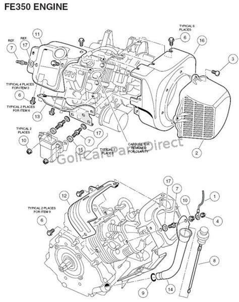 2004-2007 Club Car Precedent Gas or Electric - Club Car
