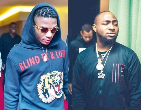 [GIST] Davido Admits Wizkid Inspired Him, Other Artistes To Do Music (Video)