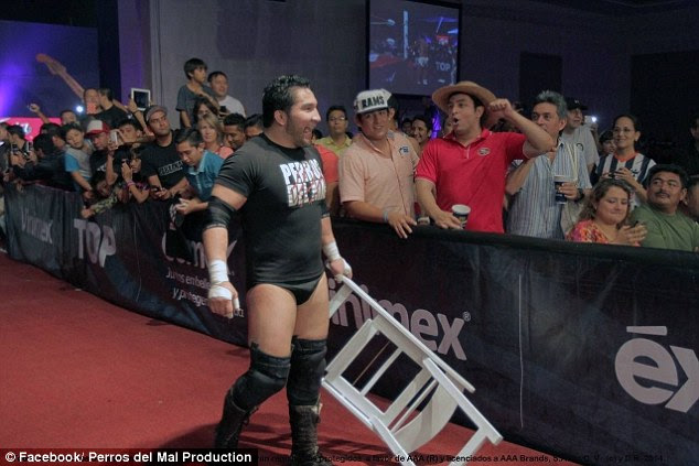 Decorated wrestler: El Hijo del Perro Aguayo was a three-time Mexican National Tag Team champion, a former Mexican National Light Heavyweight champion, and a Mexican National Atomicos champion