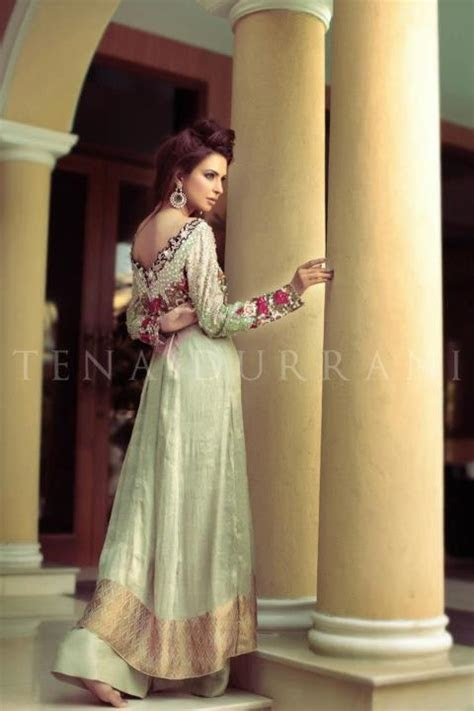 Latest Tena Durrani Party Wear 2019 Pakistani Formal Party