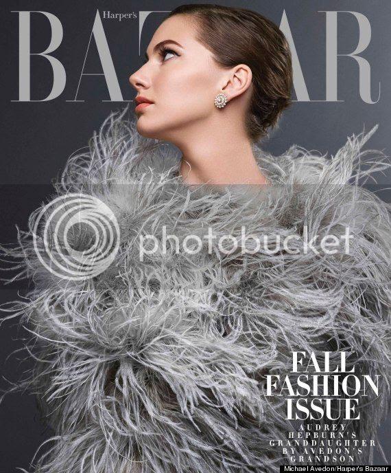 Audrey Hepburn's Granddaughter Covers Harper's Bazaar photo emma-ferrer-audrey-hepburn-granddaughter-harper-bazaar-01_zps5c56c869.jpg