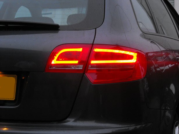 Audi A3 Led Tail Lights